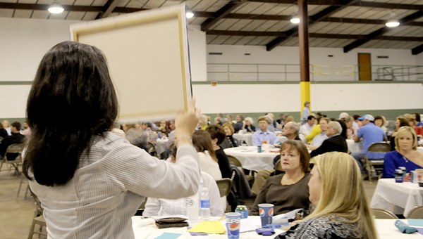 The SABRA Sanctuary annual live and silent auction raised more than $20,000 Saturday night and the funds will go towards survivors of domestic violence.