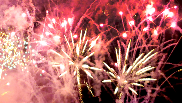 Selma, Valley Grande and Orrville all have big plans for this 4th of July which include vendors, crafts, games and of course, a large fireworks finale. --file photo