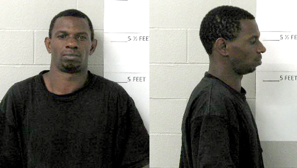 Dewayne Benard Glover, 35, was arrested Tuesday for allegedly sexually fondling a 12-year-old girl.