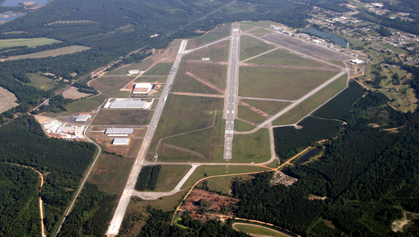 Craig Field industrial park spans roughly 2,200 acres and houses an elementary school, an active airport, a state trooper post, a golf course and a number of industries including Hanil E-Hwa Interior Systems Alabama, Renosol Corporation, Eovations, Taylor Made and Plantation Patterns, among others.