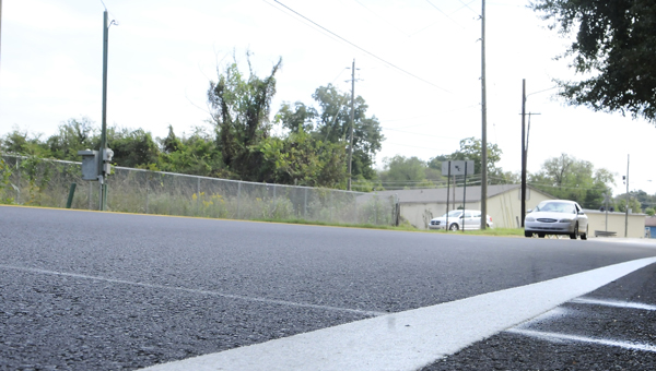 J.L. Chestnut Boulevard was recently resurfaced as a part of the Alabama Transportation Rehabilitation and Improvement Program. The program will help resurface or rehabilitate a total of 13 local roads and bridges.