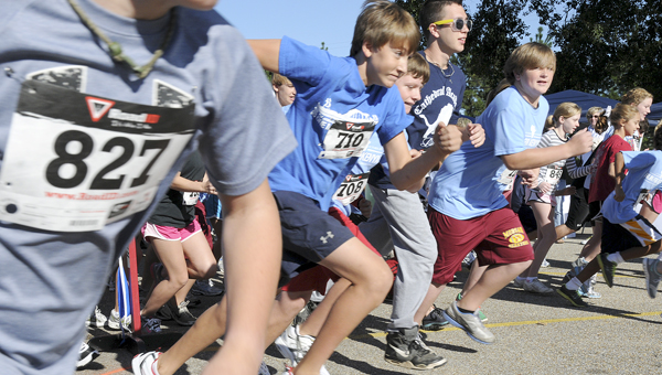The annual Integrity Worldwide 5K is scheduled for Saturday, Oct. 12 at Bloch Park.