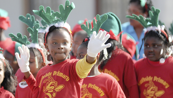 The annual Selma Christmas Parade will be held Saturday, Dec. 7 in downtown Selma.