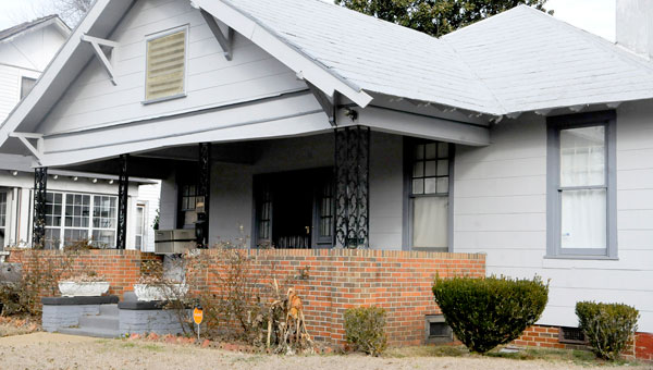 The Sullivan and Richie Jean Jackson house served as a meeting place for strategy  sessions for Civil Rights leaders. (Sarah Robinson | Times-Journal)