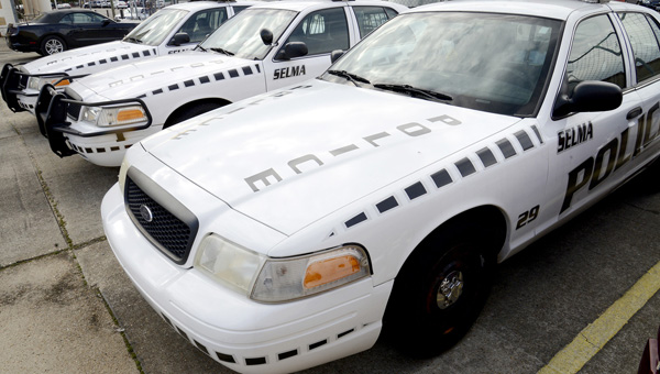 he Selma Police Department is seeking the approval of city leaders to expand their fleet of patrol cars to meet the demands of a growing department. The department is in the process of reaching their goal of 60 officers, but lack the proper amount of cars for the new officers. (Jay Sowers | Times Journal)
