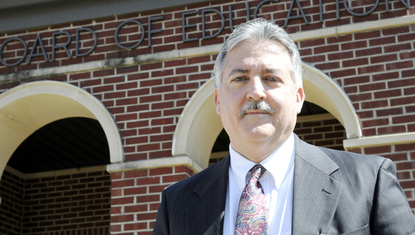 Larry DiChiara leads the state's intervention team of the Selma City School System and is acting superintendent of Selma City Schools. (Josh Bergeron   Times-Journal)