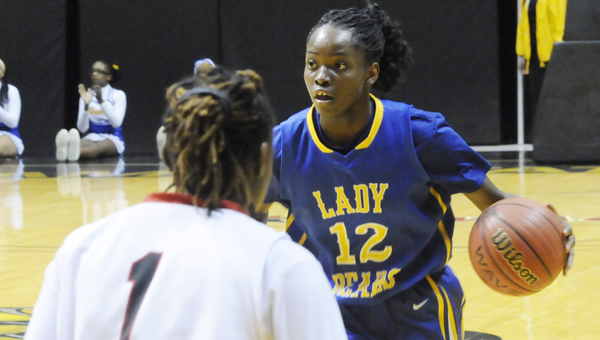 Keith guard Harriet Winchster is the Times-Journal's 2013-2014 girls player of the year. Winchster averaged 13 points per game, four rebounds and seven assists this season while helping to lead the Bears to the Class 1A Central Regional at Alabama State University.