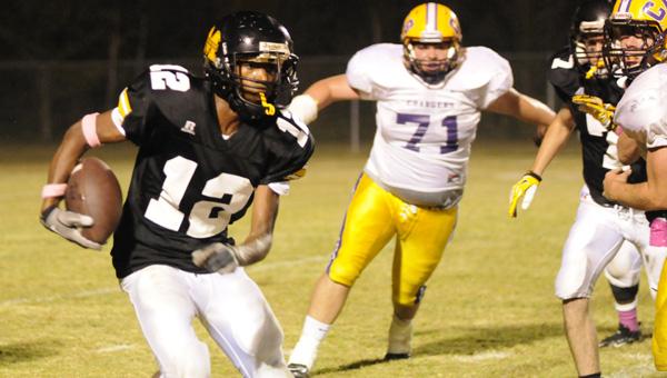 Meadowview Christian will play eight-man football next season in the Alabama Christian Education Association.--File Photo