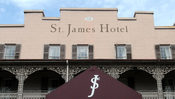 new deal: The Selma City Council approved a contract with Strand Management to operate the St. James Hotel. (Josh Bergeron | Times-Journal)