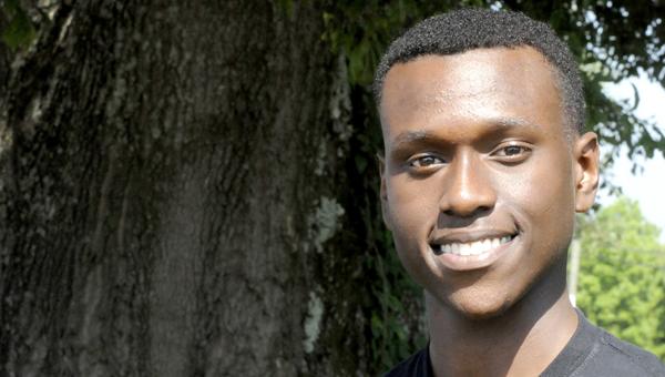 Selma High senior Nivory Gordon III earned a scholarship totaling more than $300,000 from the Gates Millennium Scholars Program. (Sarah Robinson | Times-Journal)