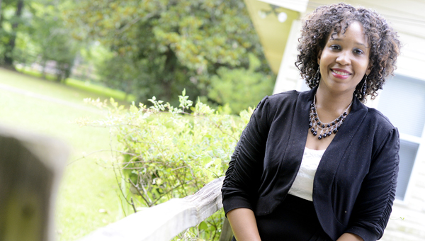 Jerria Martin will head to Italy in October to attend the Terra Madre slow food conference. -- Jay Sowers