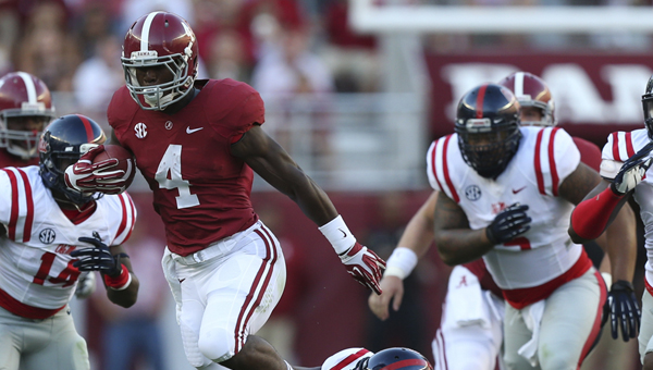 The Dallas-Wilcox Bama Club is raffling off a set of Alabama home game season tickets in August. A total of 300 tickets are for sale for the raffle.--File Photo | University of Alabama