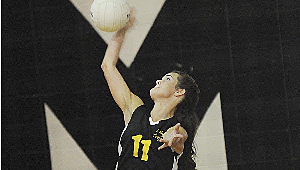 Meadowview Christian was dominant in its win over Chilton Christian Academy Thursday.  Playing their home opener, the Trojans won all three sets to sweep the Patriots. Meadowview's next game is Monday at Evangel Christian.--Daniel Evans