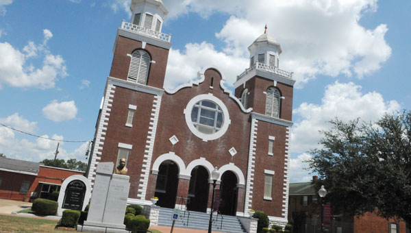 Brown Chapel AME, located on Martin Luther King Street, is hosting its second annual Community Block Party Aug. 30 from noon to 4 p.m.--Sarah Robinson