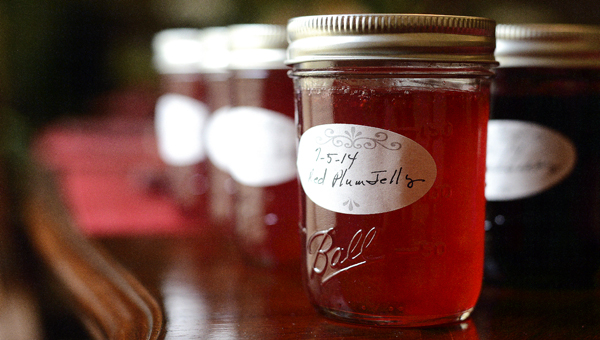 The Dallas County Extension Office has recently held workshops offering advice and training for those wanting to take up canning.