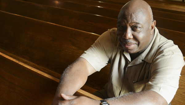 Rev. Lawrence Wofford will be leading the 148th Church Anniversary ceremony at Clinton Chapel A.M.E. Zion Chapel at 3 p.m. Sunday afternoon. (Jay Sowers | Times-Journal)