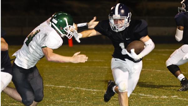 Jemison hung on to defeat Dallas County 30-21 Friday night. --Brandon Sumrall | Clanton Advertiser