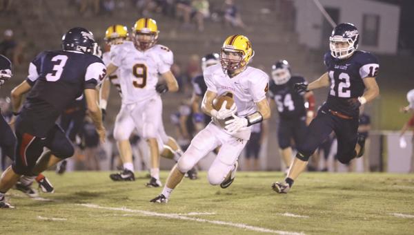 Morgan Academy fell to Lee-Scott Friday night in Auburn. -- Doug Horton