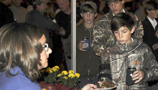 Thursday's Alabama Wildlife Federation Wild Game Cook-Off is expected to draw a crowd from across the state.  Admission is $50 at the door and includes food and a one-year Federation membership. Cook teams and youth under 15 get in for free.