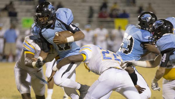 Northridge dominated Selma 32-0 Friday night. -- Tuscaloosa News