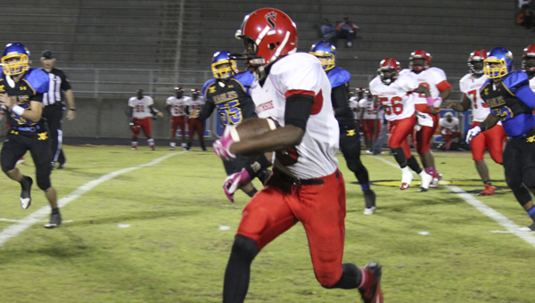 Southside had no answer for W.S. Neal Friday night. --Heather Stone