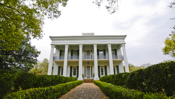 Sturdivant Hall in Old Town Selma will be the site of an artisan's fair Saturday. The fair  gives artisans a chance to show off their work and helps raise money for the upkeep of the home.