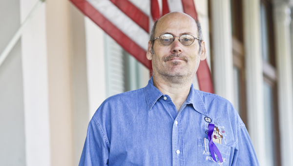 Selma resident John Farris Harper wants to raise awareness about Chiari malformation, a rare brain condition that he was diagnosed with a decade ago.