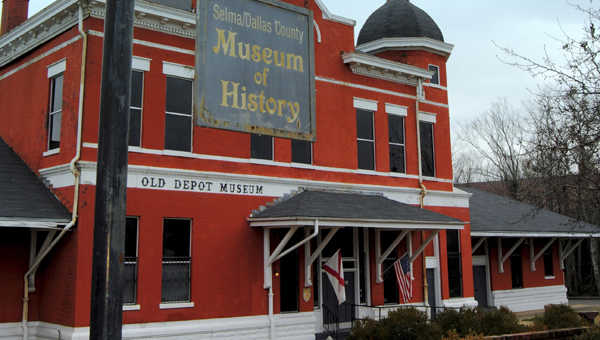 The Old Depot Museum will be one of 75 locations featured on a new audio tour of Selma.